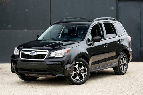 2014 subaru forester real world mileage news. Black Bedroom Furniture Sets. Home Design Ideas