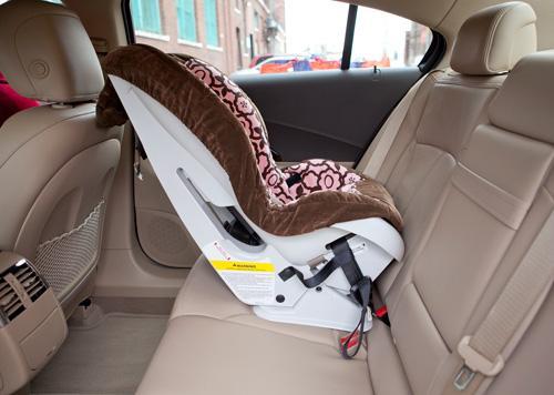 2012 Buick Lacrosse Car Seat Check News Cars Com