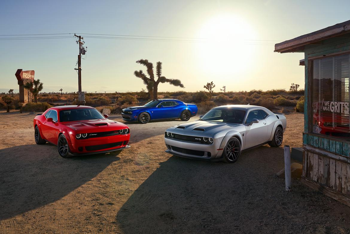 2019 Dodge Challenger Hellcat Hella Cheap New Redeye A Discount