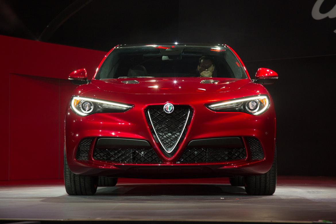 Alfa Romeo Stelvio Quadrifoglio Double The Price Double The Fun - Alfa romeo cars price