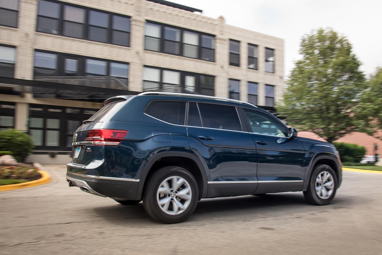 vw atlas   spent  mileage     year  ownership news carscom