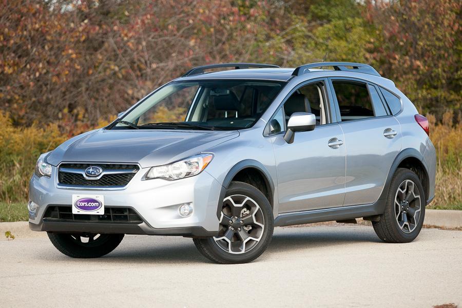 Subaru Forester Off Road >> 2013 Subaru XV Crosstrek - Our Review | Cars.com