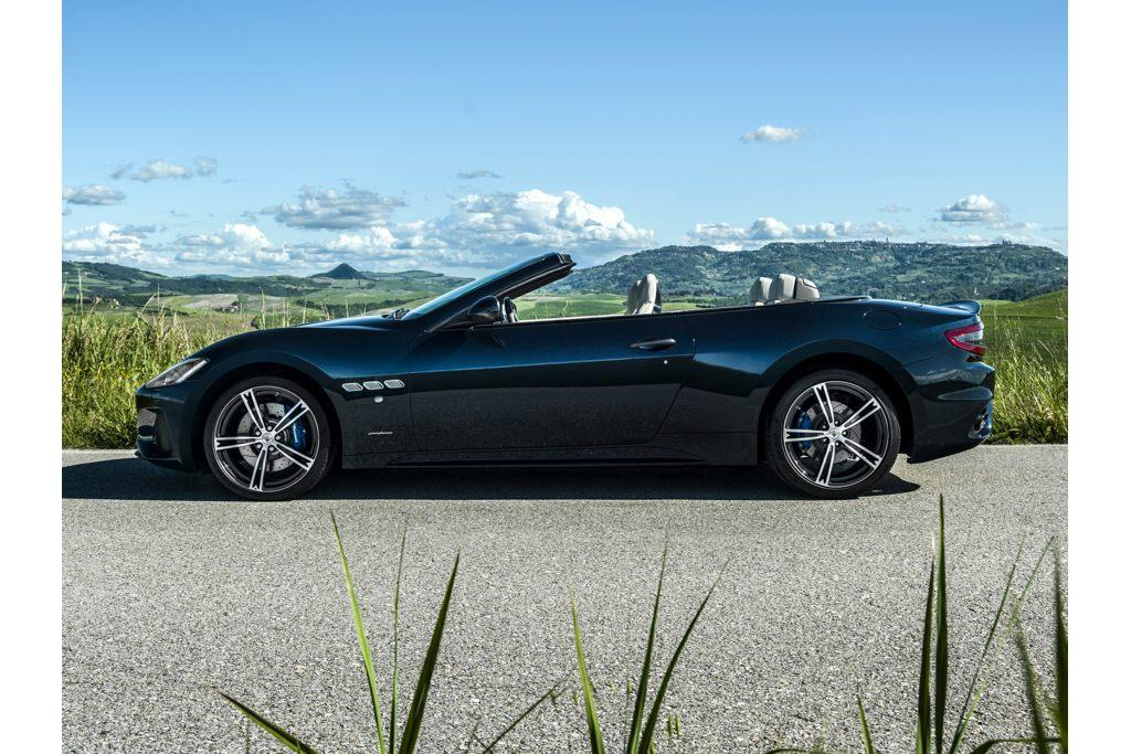 What Does It Cost To Fill Up A 2018 Maserati Granturismo Convertible