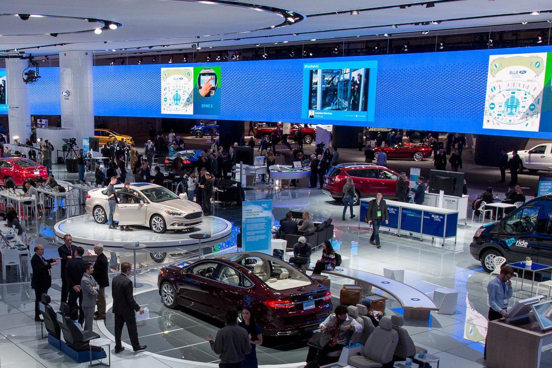 2017 Detroit Auto Show What To Expect News Cars Com