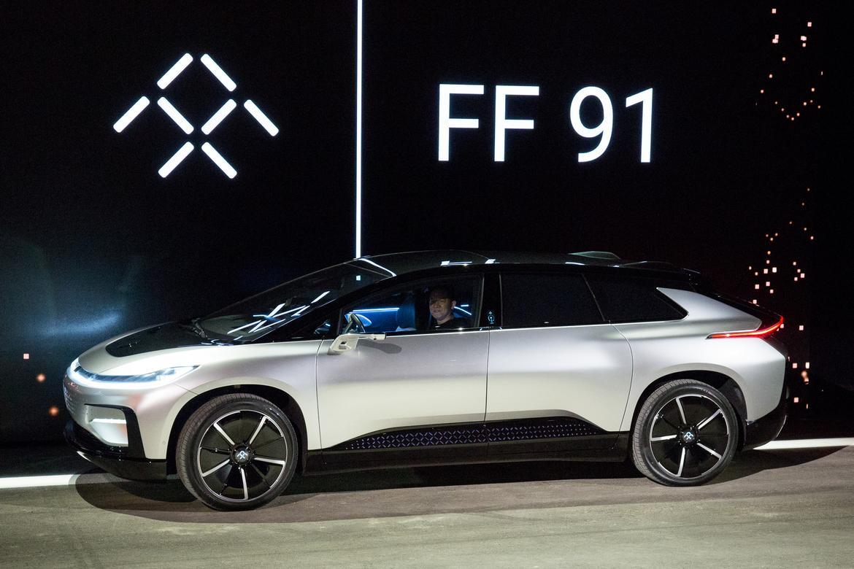 Faraday Future Ff 91 Preview