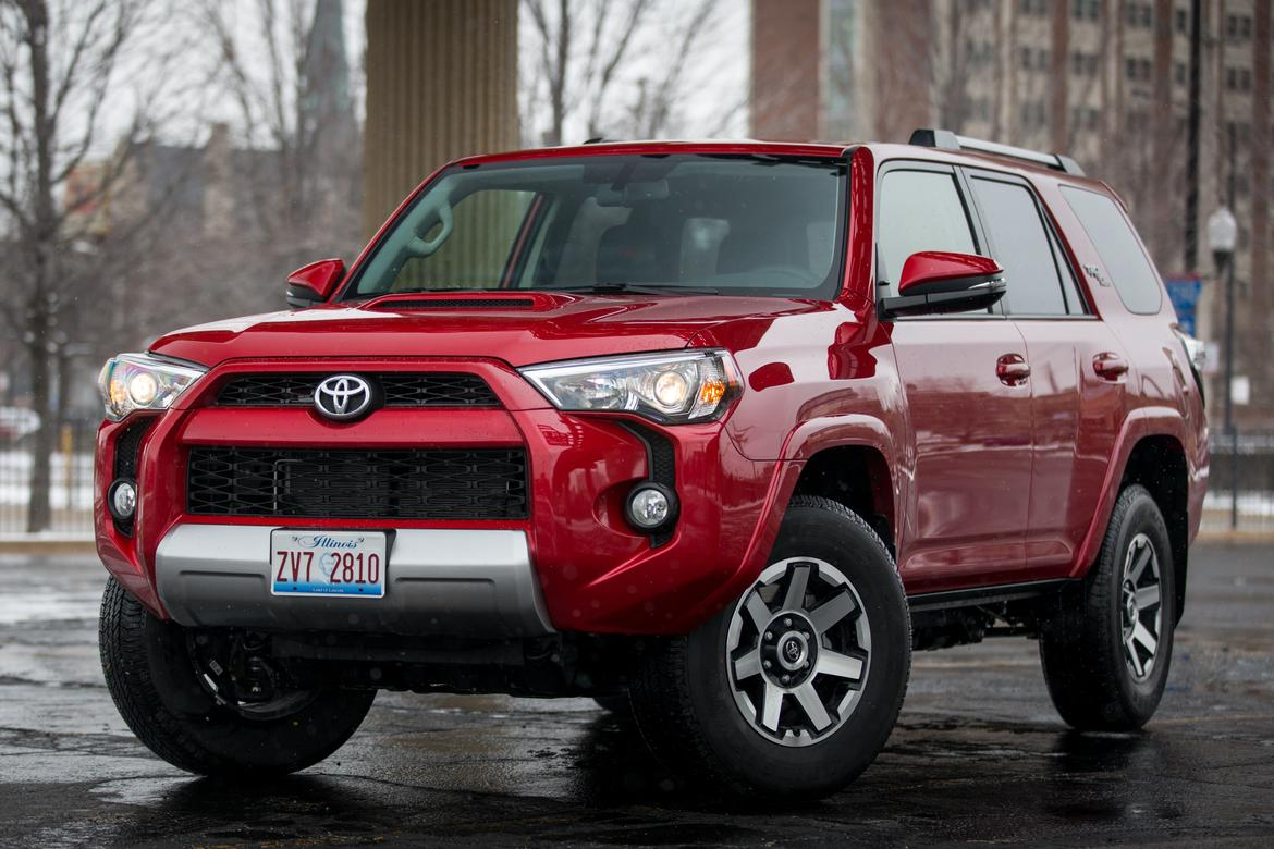 2017 Toyota 4runner Our Review