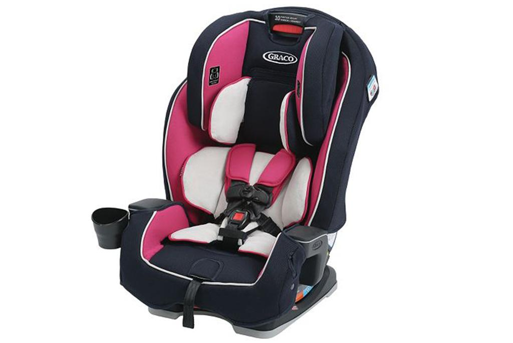 recall alert graco milestone car seats news. Black Bedroom Furniture Sets. Home Design Ideas