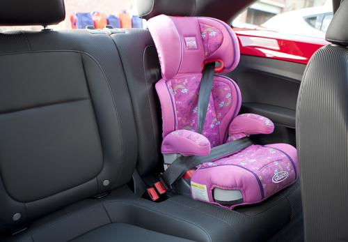 2012 Volkswagen Beetle Car Seat Check News Cars Com