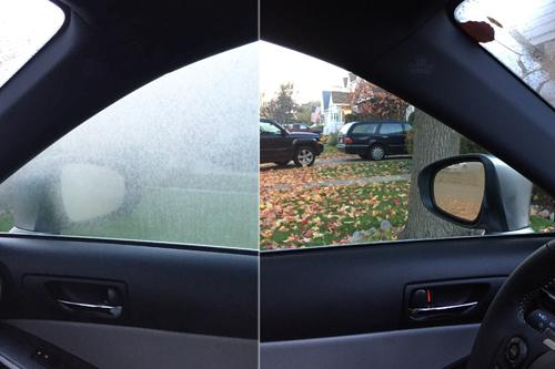 Why Do My Car Windows Get Moisture On The Outside