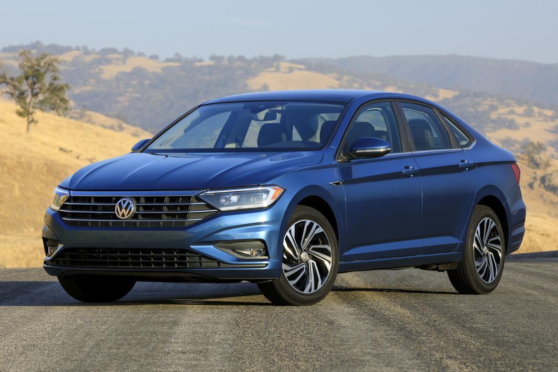 New Volkswagen models (Volkswagen) 2019 model year 75