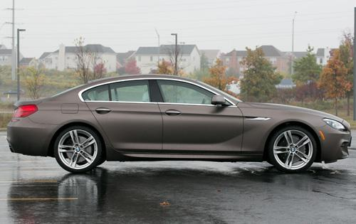 2013 bmw 6 series gran coupe: car seat check | news | cars