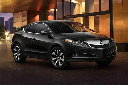 2013 Acura Zdx What S Changed News Cars Com