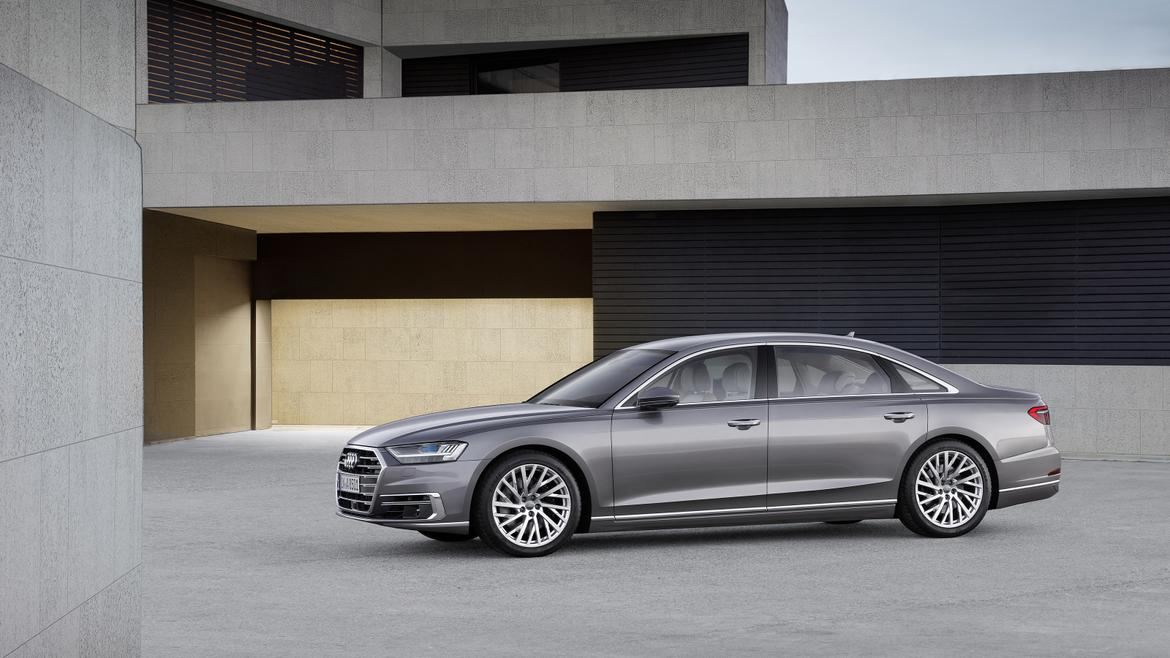 2019 audi a8 has high self driving capability are we ready news. Black Bedroom Furniture Sets. Home Design Ideas