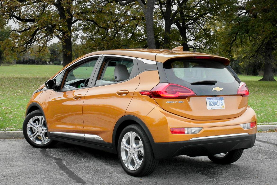 2017 chevrolet bolt ev our review. Black Bedroom Furniture Sets. Home Design Ideas