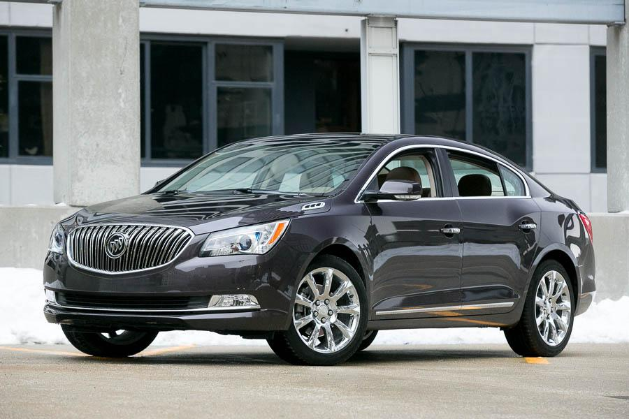 2014 Buick Lacrosse Our Review Cars Com