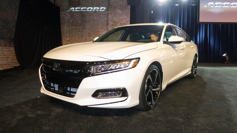 2018 Honda Accord First Impressions News Cars Com