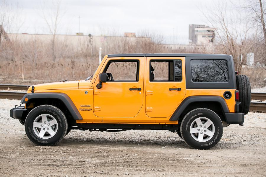 2013 jeep wrangler unlimited our review. Cars Review. Best American Auto & Cars Review