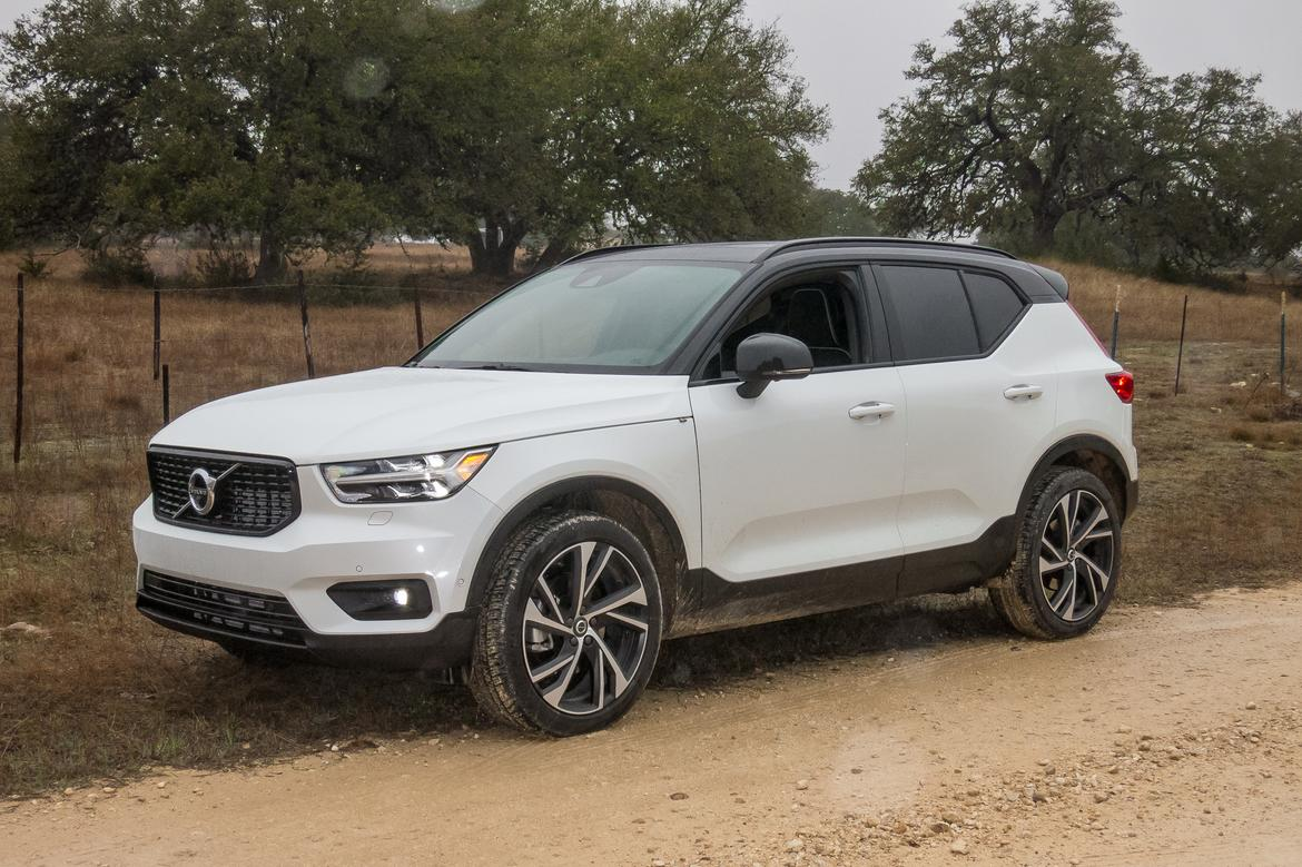 2019 volvo xc40 our review. Black Bedroom Furniture Sets. Home Design Ideas