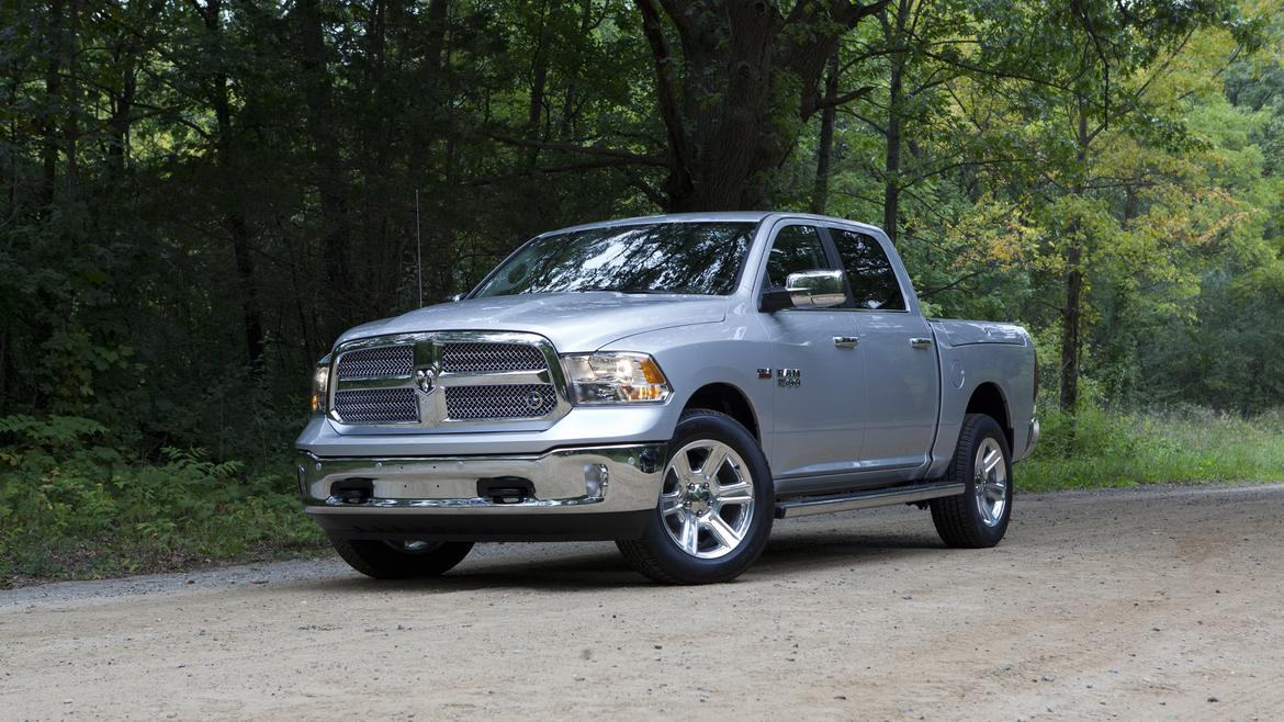 Whats The Value Of My Car >> 2018 Ram 1500: What's the Cost of a Fill-Up? | News | Cars.com