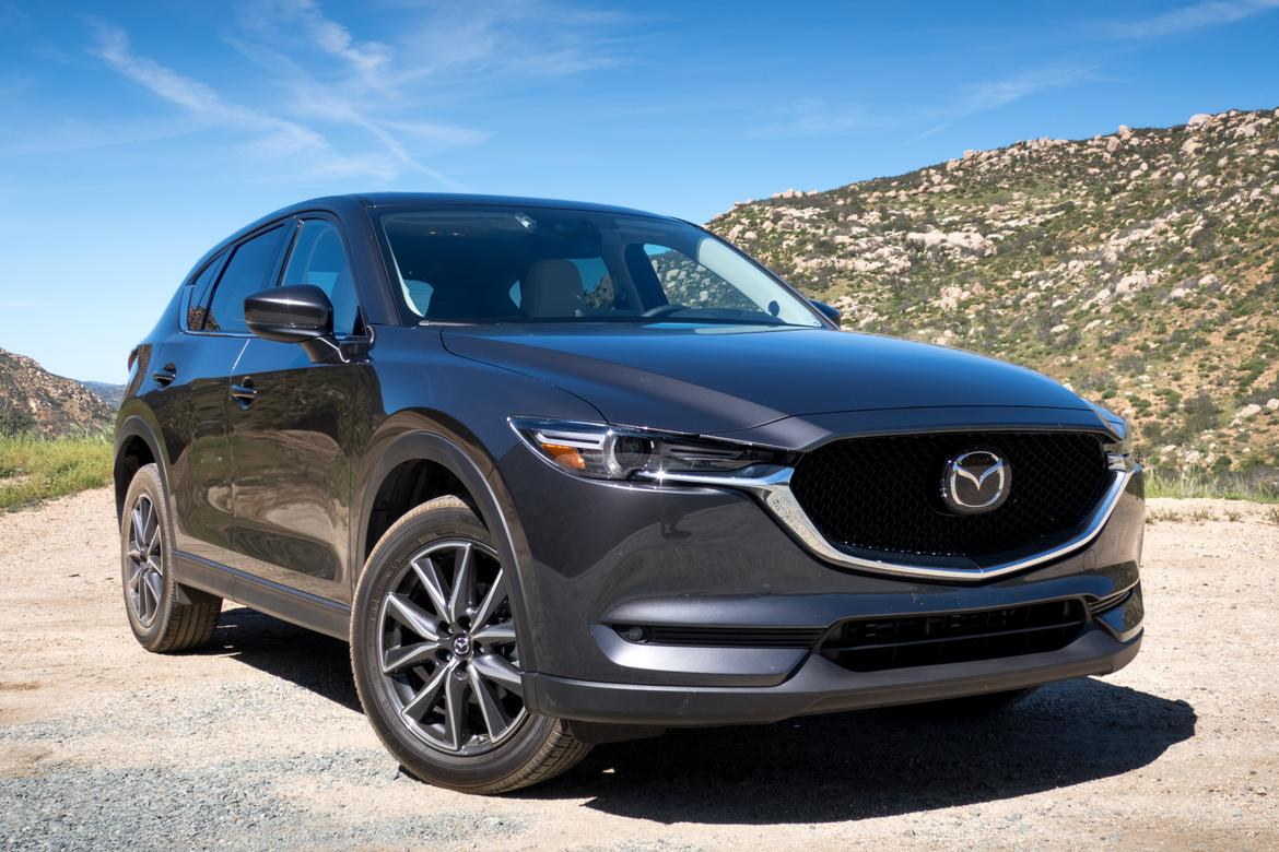 2017 Mazda Cx 5 Our View