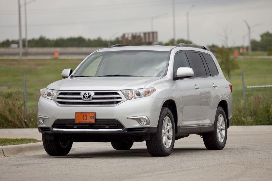 2012 Toyota Highlander For Sale >> 2012 Toyota Highlander - Our Review | Cars.com
