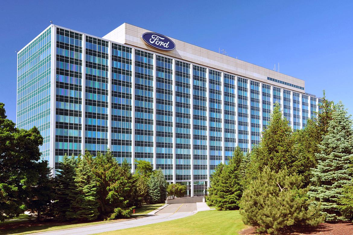 Ford gears up for the future with new chief executive