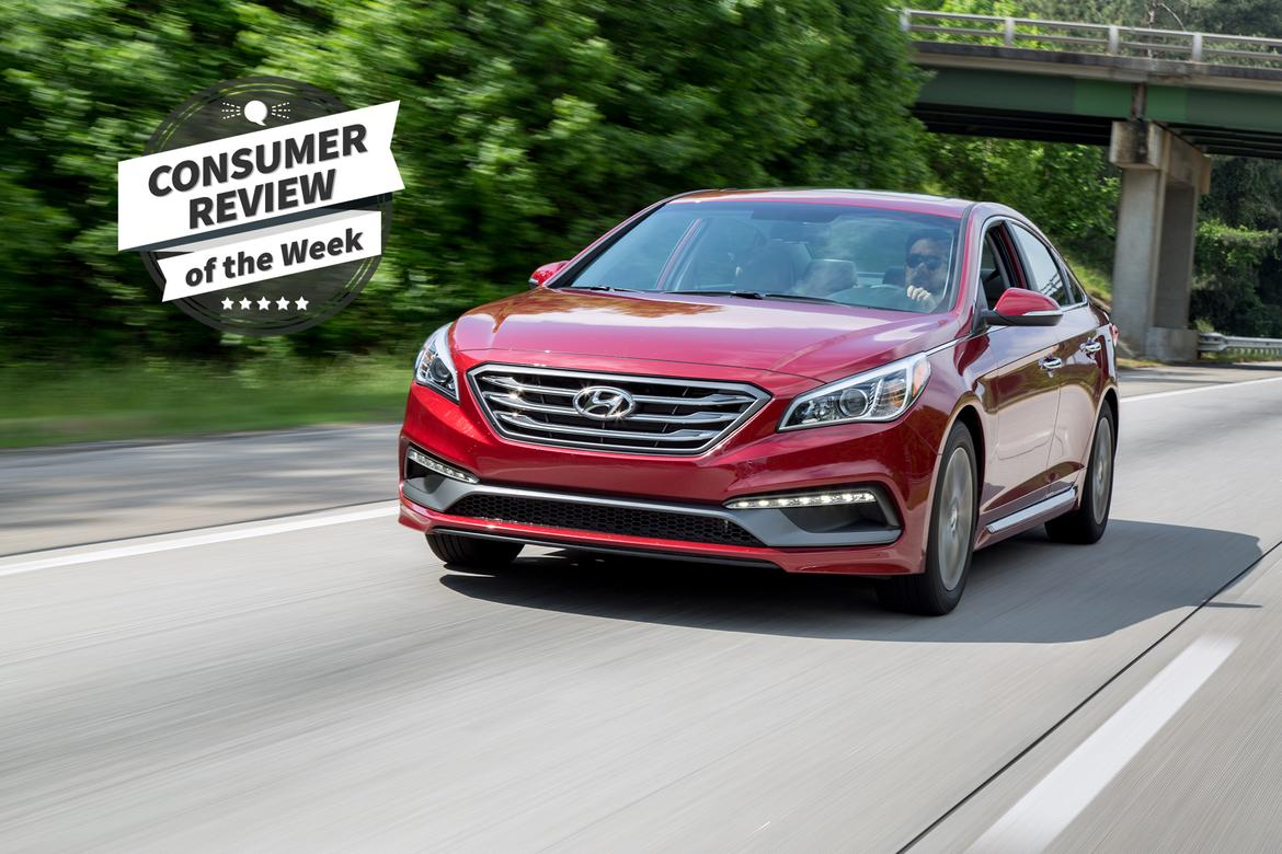 Consumer Review Of The Week 2017 Hyundai Sonata