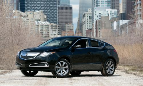 Farewell Acura ZDX Many Gawked Few Purchased News Carscom - Www acura zdx