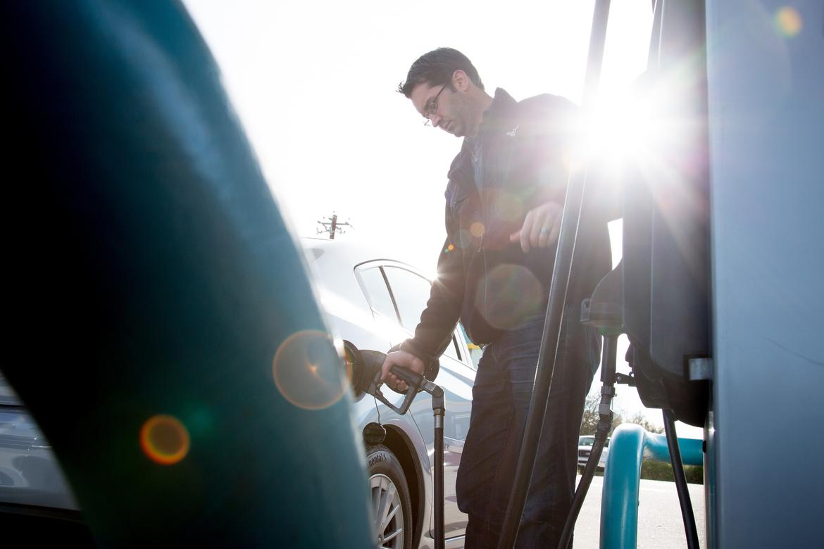 Consumer demand drops, gasoline prices trickle down