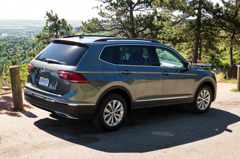 Model 2018 Volkswagen Tiguan Review First Drive  News  Carscom