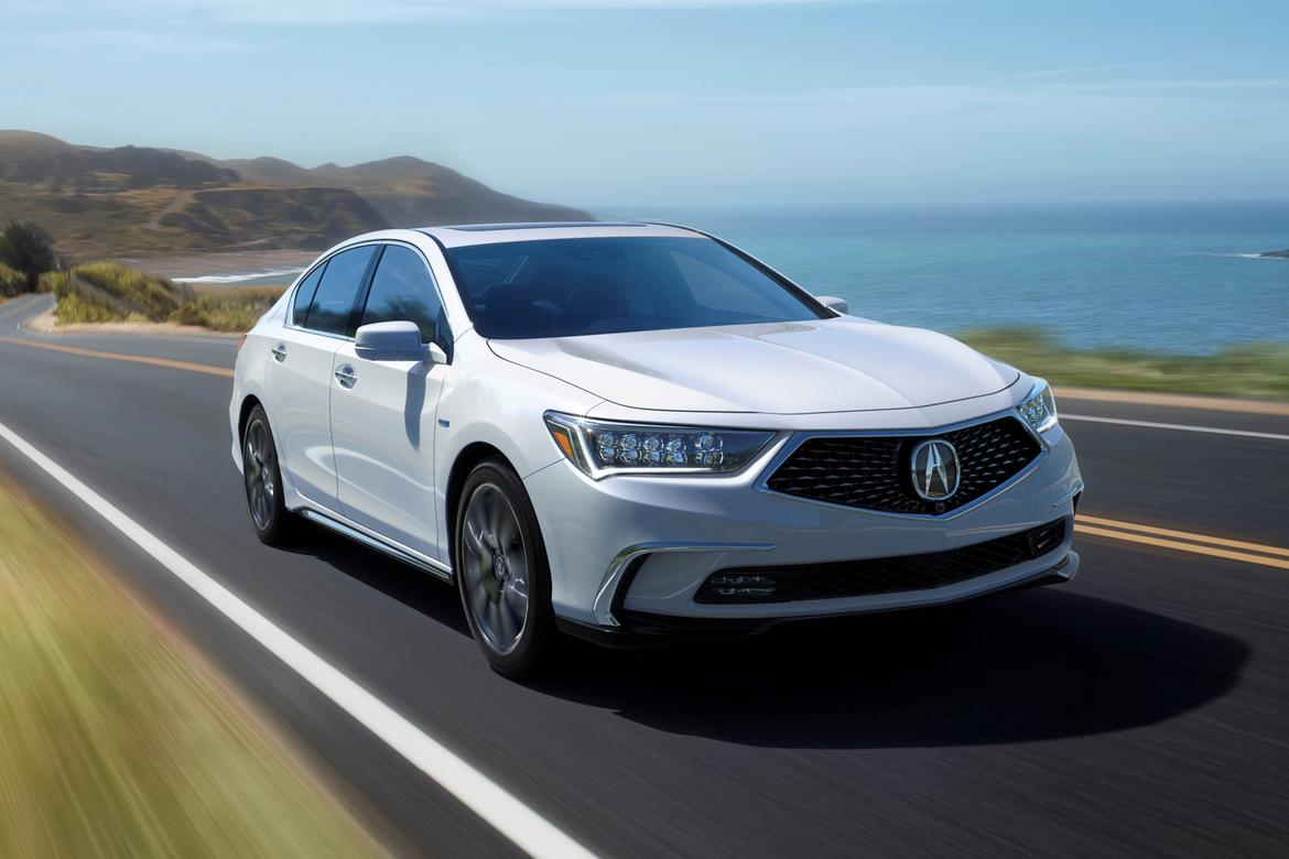 Acura RLX Boasts Big Price Cut For Top Hybrid News Carscom - Acura hybrid 2018