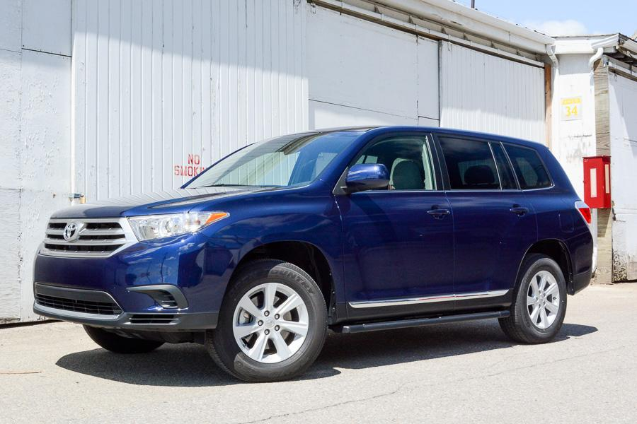 2013 Toyota Highlander Our Review Cars Com