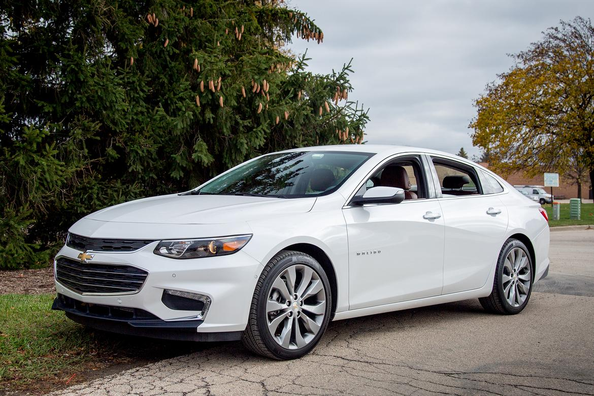 2016 Chevrolet Malibu: First Drive | News | Cars.com