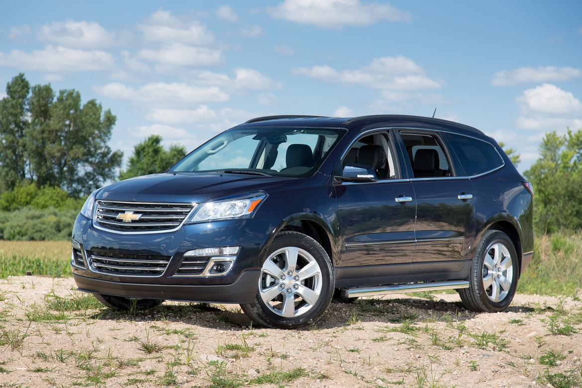 2016 chevrolet traverse review news. Black Bedroom Furniture Sets. Home Design Ideas