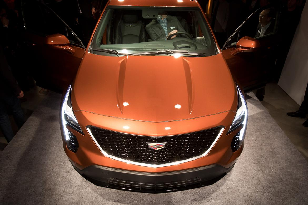 Cadillac To Offer A Barrage Of New Cars Including Halo Vehicle