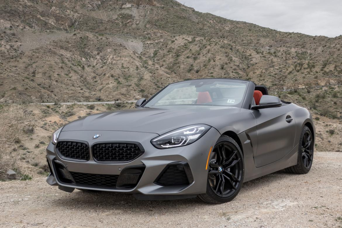 2019 bmw z4 first drive will you be loved news. Black Bedroom Furniture Sets. Home Design Ideas