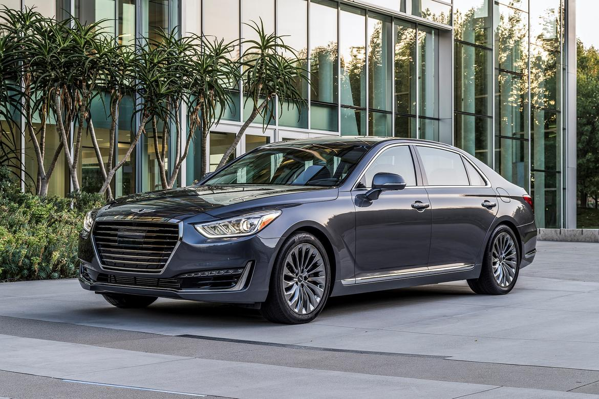 Genesis G80 2016 Meet Hyundai S Perception Of Luxury: Five Ways The Genesis G90 Is A Luxury Sedan Champ