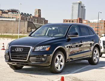 2010 audi q5 our review. Black Bedroom Furniture Sets. Home Design Ideas