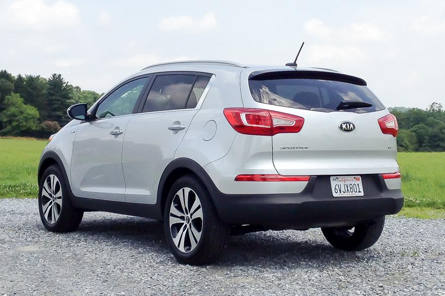 2013 kia sportage our review. Black Bedroom Furniture Sets. Home Design Ideas