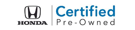 Honda Certified Pre-Owned Program Logo