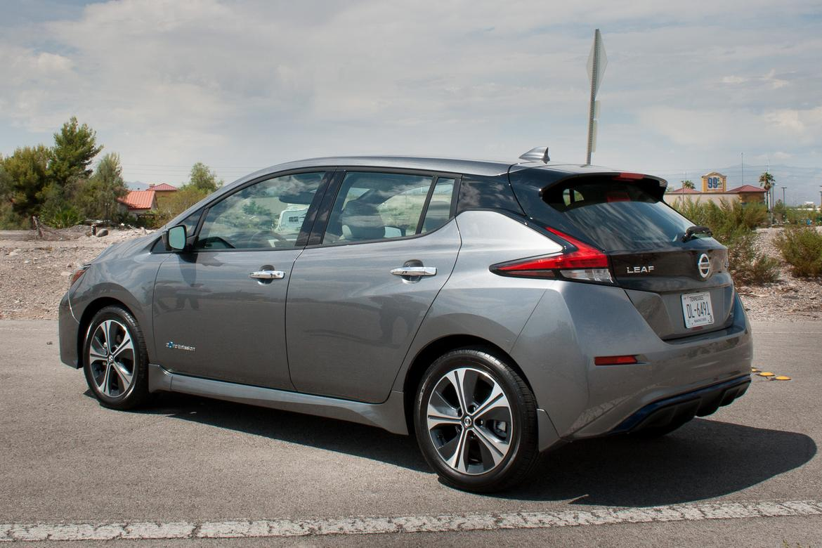 how does the 2018 nissan leaf measure up news cars