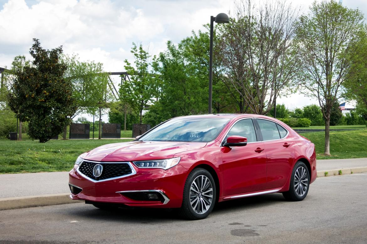 2018 Acura TLX - Our Review | Cars.com