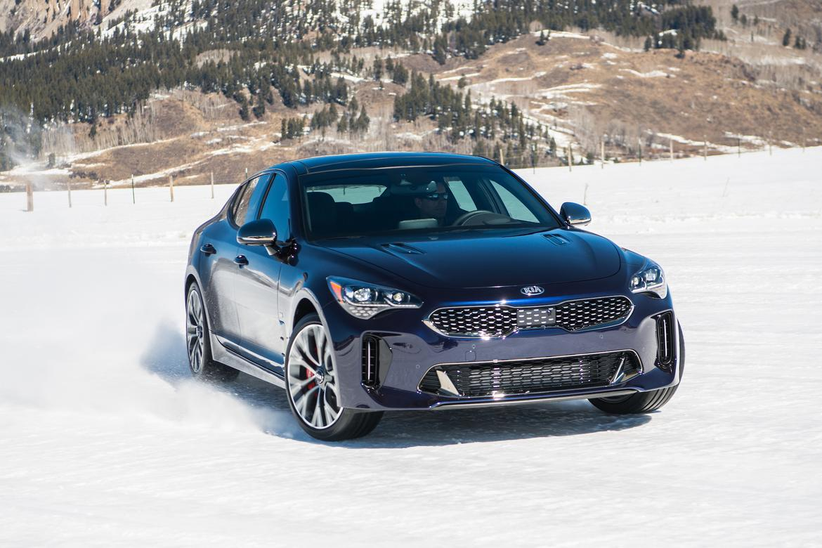 2019 Kia Stinger Gt Atlantica Limited Edition Global Flavor News
