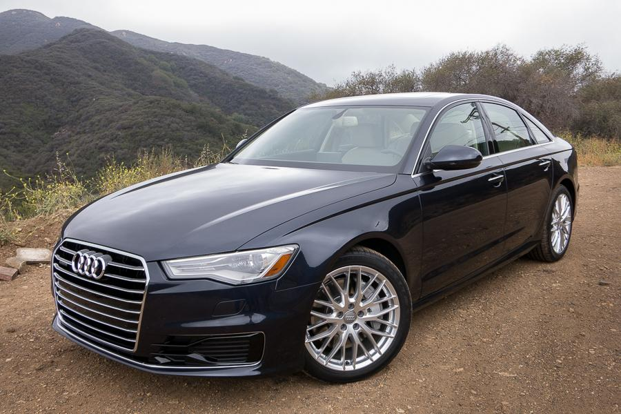 2016 audi a6 our review. Black Bedroom Furniture Sets. Home Design Ideas