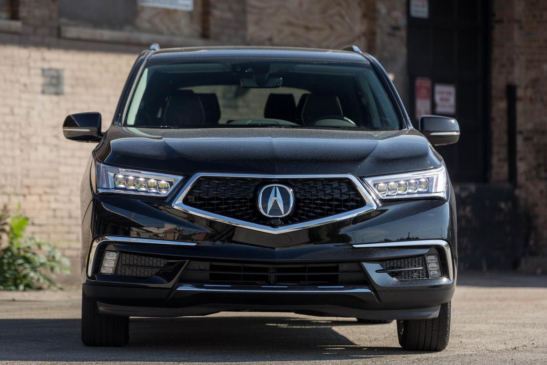 2017 Acura MDX - Our Review | Cars.com