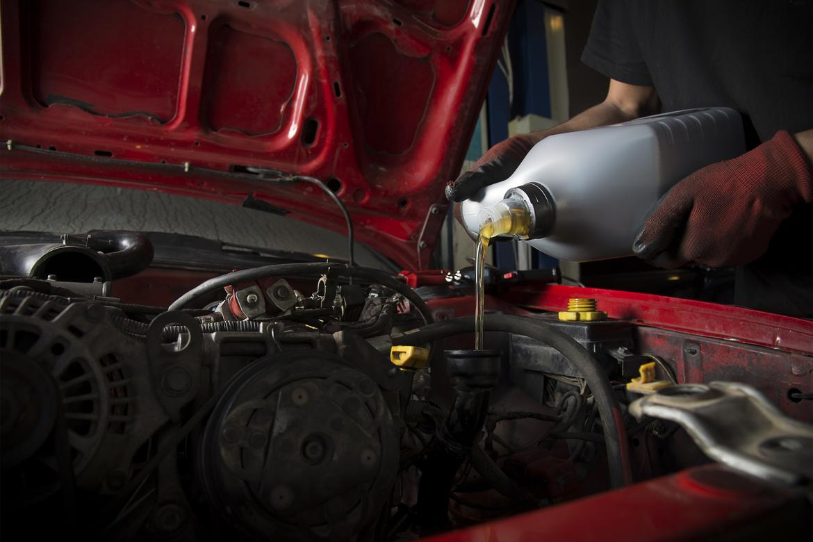 How often do you change synthetic oil in your car 11