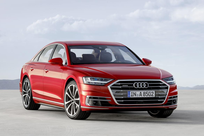 2019 Audi A8: Redesigned Flagship Sedan Revealed