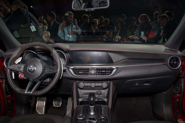 2018 Alfa Romeo Stelvio Review First Impressions News