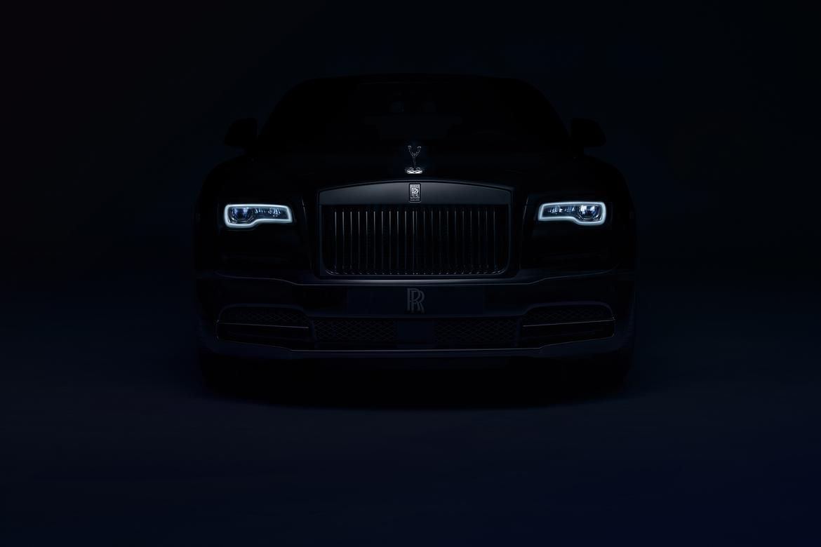 Rolls Royce Unveils Black Badge Trim At 2016 Geneva Motor Show