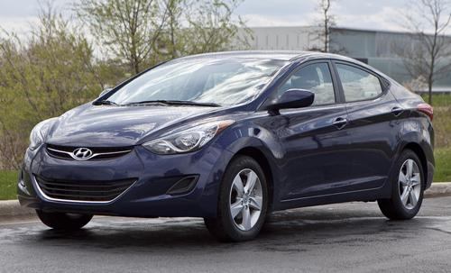 2013 Hyundai Elantra Sedan: What's Changed | News | Cars.com